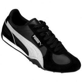 Tenis Puma Sprinnter Sl 29.5 - Negro+Blanco