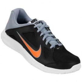 Tenis Nike Cp Trainer 30 - Negro+Naranja