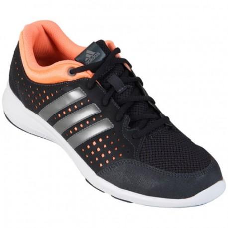 Tenis Adidas Arianna Iii 26 - Negro+Gris - Envío Gratuito