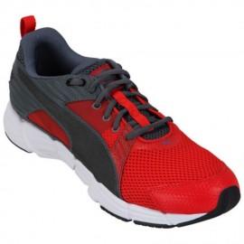 Tenis Puma Synthesis 31 - Rojo+Gris