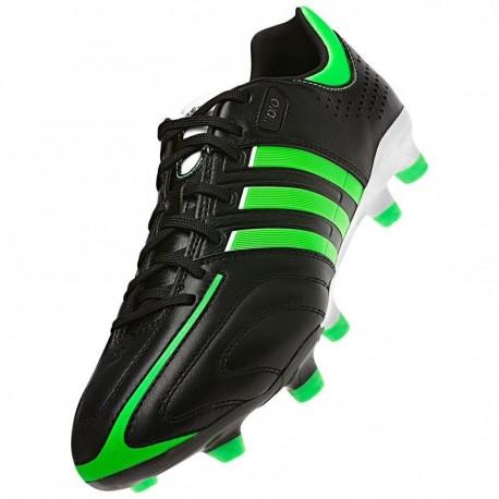 Tachones Adidas adiPure 11pro TRX FG - Verde con Negro - Envío Gratuito
