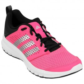 Tenis para Correr Adidas Madoru W Rosa+Negro para Dama