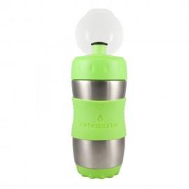 Botella deportiva Safe Sporter Lime 355 ml - Kid Basix