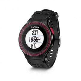 Reloj Deportivo Garmin Forerunner 225-Negro con Rojo