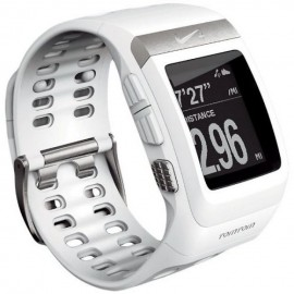 Reloj Deportivo Nike+ TomTom con GPS-Blanco