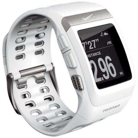 Reloj Deportivo Nike+ TomTom con GPS-Blanco - Envío Gratuito