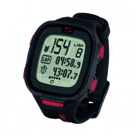 Reloj deportivo Sigma Pc 26.14 Negro - Envío Gratuito