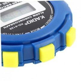 KD-6128 Cronógrafo Cronómetro digital Cronómetro Deporte Contra reloj cuentakilómetros