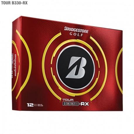 Set de / Pelotas de Golf 12pzs Bridgestone GOLF Tour B330-RX - Envío Gratuito