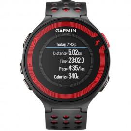 Reloj Garmin Forerunner 220 con Banda de Pecho-Negro con Rojo