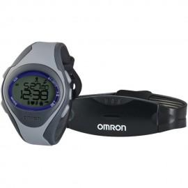 Reloj Monitor de Frecuencia Cardíaca Omron HR-310-Gris