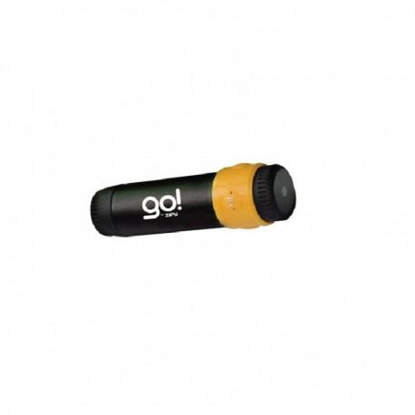 Reproductor de MP3 Go 404-Negro con Amarillo - Envío Gratuito