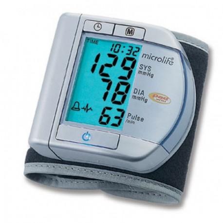 Medidor de Presión Arterial y Pulso Microlife BPW100-Gris - Envío Gratuito