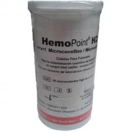 Microcubetas HemoPoint H2