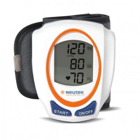 Medidor de Presión Arterial Digital Neutek BP201M con Termometro Digital de Regalo-Blanco - Envío Gratuito