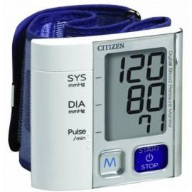 Baumanómetro Digital Citizen CH657 Diseño Slim con Termómetro Digital de regalo-Blanco