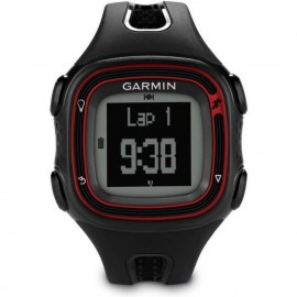 Reloj Monitor Garmin Forerunner 10 con GPS-Negro
