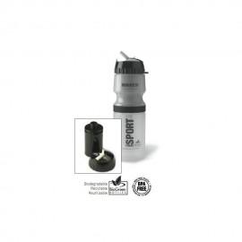 Botella con Filtro para Agua Alcalina Pimag Nikken -Blanco