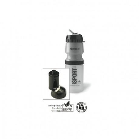 Botella con Filtro para Agua Alcalina Pimag Nikken -Blanco - Envío Gratuito