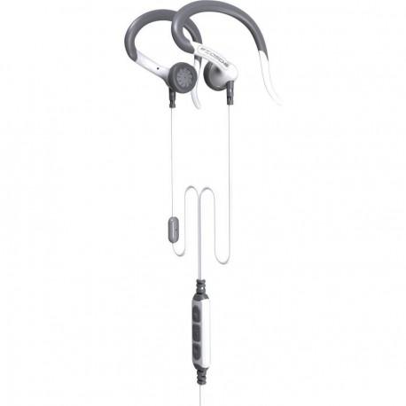 Audifonos deportivos binaurales con microfono integrado Scosche. - Envío Gratuito