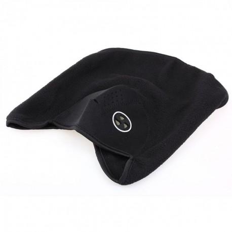 Máscara Bufanda Color Negro Talla Única para Moto Alpinismo Esquí Deportivo - Envío Gratuito