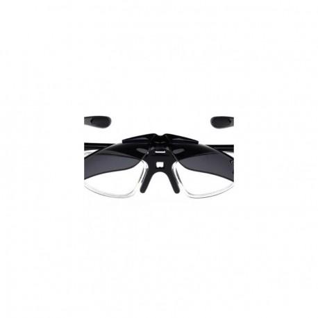Sunglasses Gafas de Sol Polarizado Deportivo Protección UV Pesca Ciclismo OASAP-ES71287-Negro - Envío Gratuito