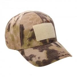 Gorra de Béisbol para Hombre Camuflaje Aire libre Deporte Camuflaje Color