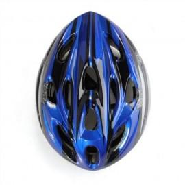 Elenxs Azul Negro MTB Carretera Montaña bicicleta Ciclismo Deportes Hombres Casco