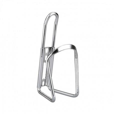 Botella de aluminio para bicicleta Ciclismo Deporte acuático estante del sostenedor de la jaula de plata - Envío Gratuito