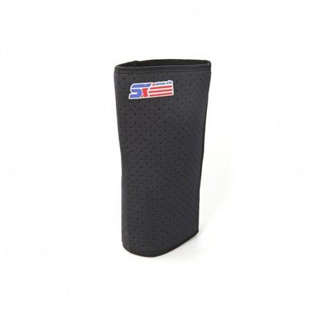 Rodillera Ajustable Deporte Protección Rodilla Velcro Negro - Envío Gratuito