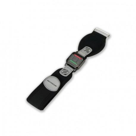 Monitor de Pulso sincronizable a smartphones y iPad Scosche. - Envío Gratuito