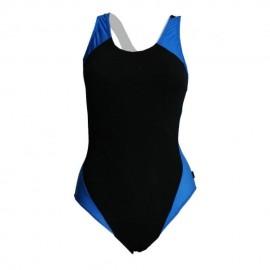 Traje de Natación Mujer Sprint 1370 - Negro