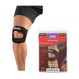 Doble cinta para la rodilla Max Unisex Mueller 59857-Negro