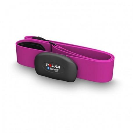 Sensor de frecuencia cardiaca Unisex Polar H7 Bluetooth 92053186-Rosa - Envío Gratuito