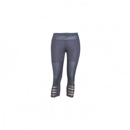 Pantalón 3/4 para correr de Mujer Adidas Supernova TIGHT W G89609-Negro - Envío Gratuito