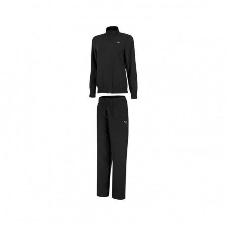 Coordinado Puma Woven Suit-Negro - Envío Gratuito