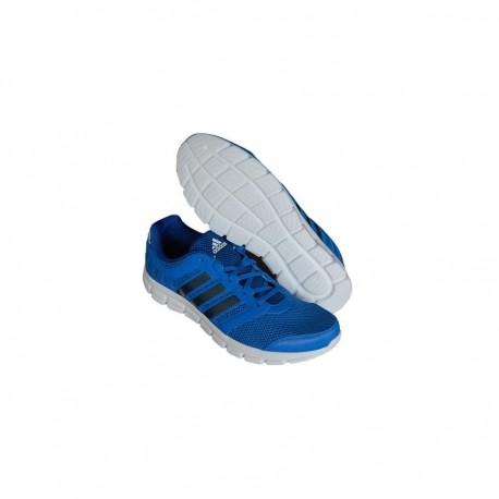 Tenis para correr de Hombre Adidas BREEZE 101 2 M B40888-Azul - Envío Gratuito