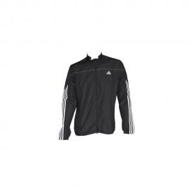 Chamarra para correr de Hombre Adidas Response W JKT M D88342 -Negro
