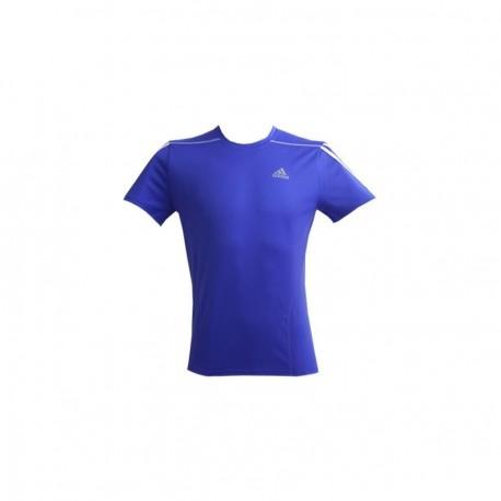 Playera para correr de Hombre Adidas Ozweego S10920-Morado - Envío Gratuito