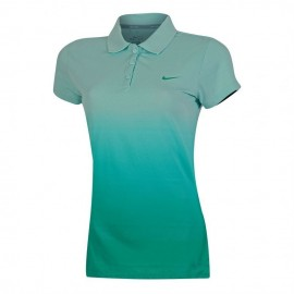 Playera Nike Df Strp Jcqrd Polo Club-Verde