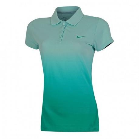 Playera Nike Df Strp Jcqrd Polo Club-Verde - Envío Gratuito