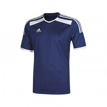 Playera Adidas-Azul Marino - Envío Gratuito