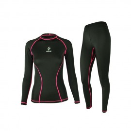 Compresion mujer gimnasio ropa interior AW100 2 Colors