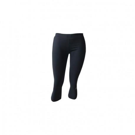 Pantalón 3/4 para correr de Mujer Adidas RSP 34 TI W D85485-Negro - Envío Gratuito