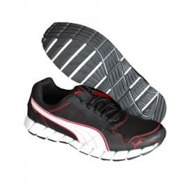 Tenis para correr de Hombre Puma Kevler runner 18600025-Negro