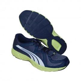Tenis para correr de Hombre Puma Axis V3 Mesh 35772703-Azul