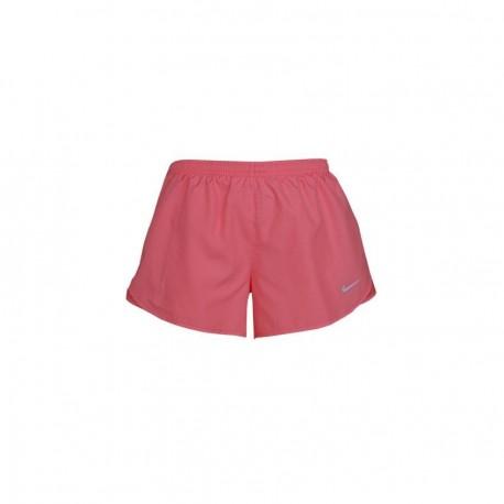 Short para correr de Mujer Nike Modern Embossed Tempo 645561-654-Rosa - Envío Gratuito
