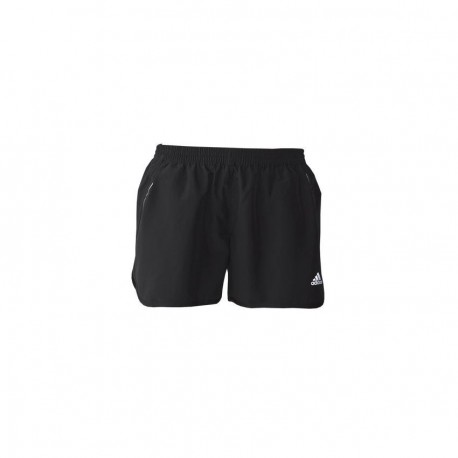 Short para correr de Mujer Adidas SQ CC RUN SHO W M62018-Negro - Envío Gratuito