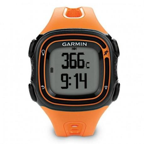 Reloj Garmin Forerunner 10-Naranja con Negro - Envío Gratuito