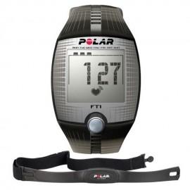 Reloj Monitor de Pulso Activo Fitness Polar FT1-Negro